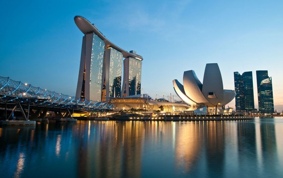 Marina Bay Sands *****