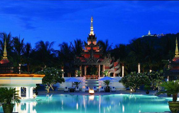 Mandalay Hill Resort*****