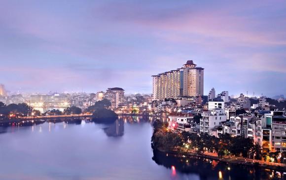 Pan Pacific Hanoi  *****