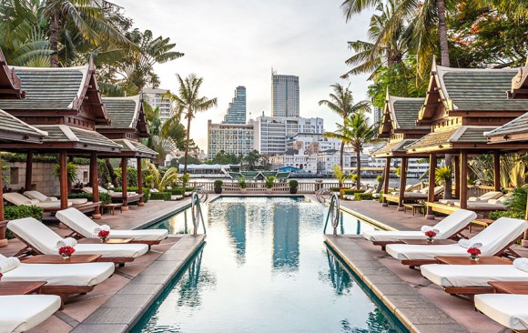 The Peninsula Bangkok *****