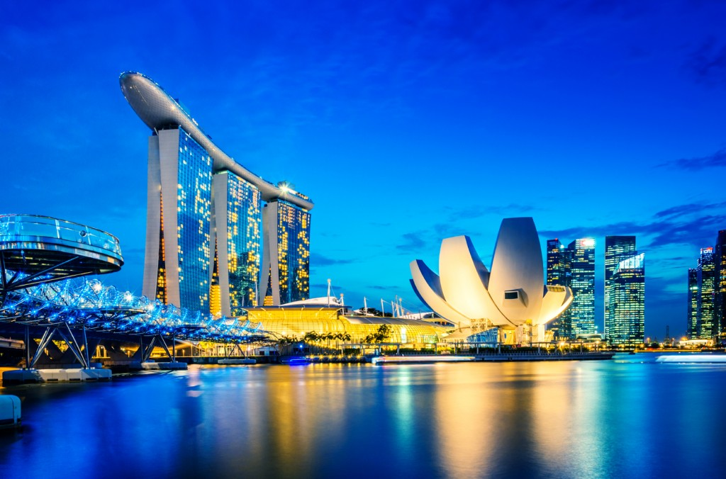 itinerarios viaje singapur