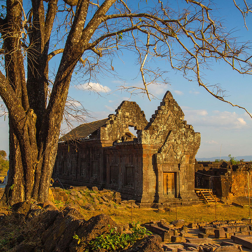 itinerarios a medida por Laos