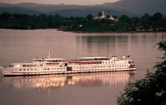 Belmond Road to Mandalay *****