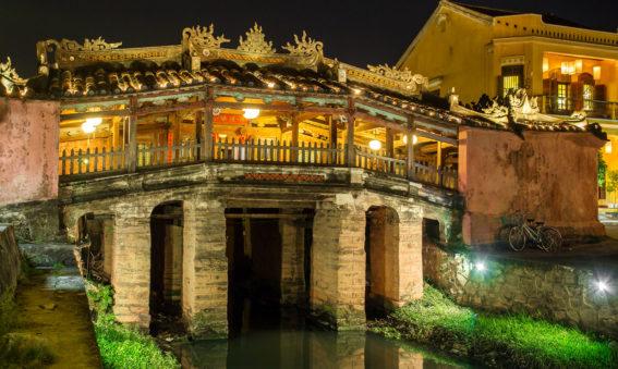 puente de Hoi an, viaje a medida a Vietnak