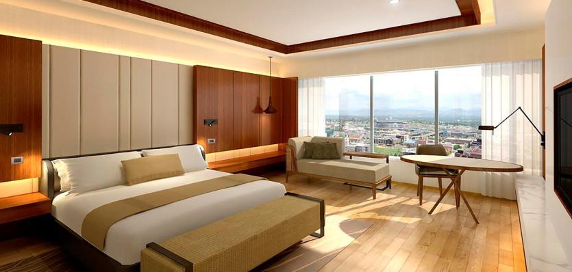 Alojamiento 5 estrellas Yangon