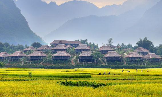 rutas de senderismo vietnam