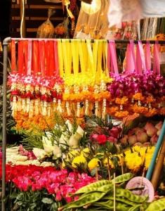 mercado de las flores bamgkok