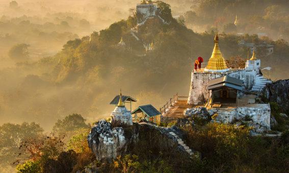 Loikaw destino Myanmar, itinerario Birmania