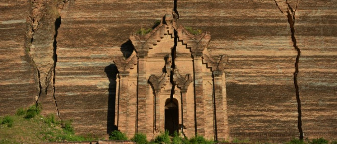 mingun birmania, programa de viaje a myanmar, itinerario de viaje a birmania