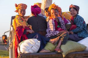 excursión kalaw Birmania, programa de viaje a Myanmar, programa a medida birmania