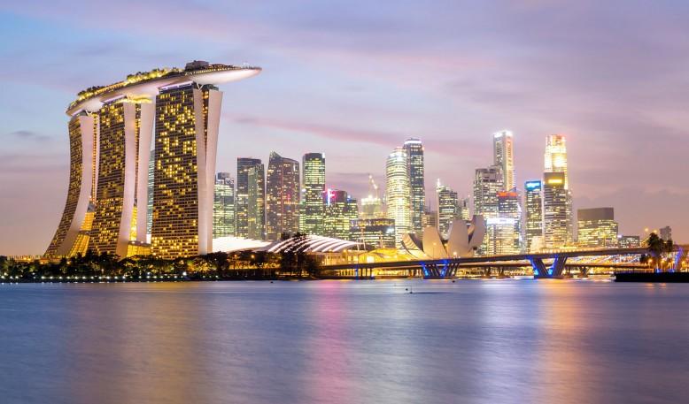 Circuito Callejero De Marina Bay : Singapur viajes a medida