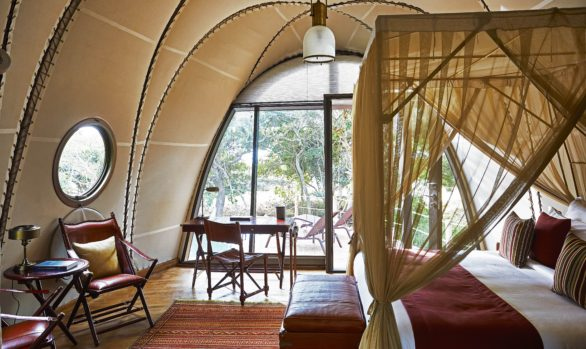 Wild Coast Tented Lodge *****