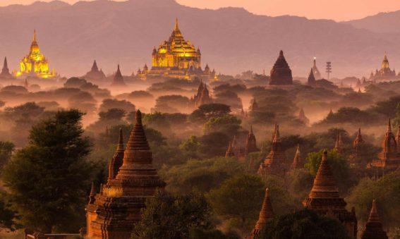 Itinerarios de viaje a medida por Birmania