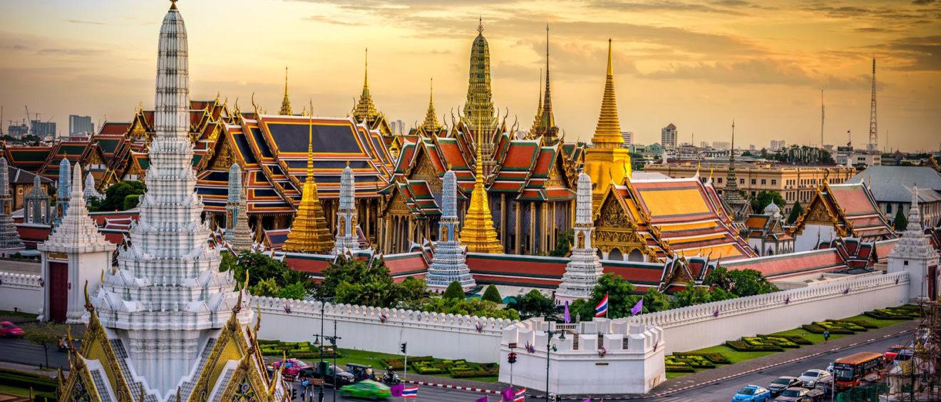 Itinerario a medida por Tailandia, visita Bangkok y sus playas.