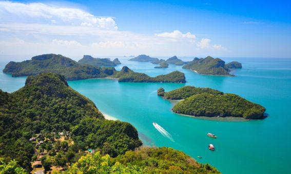 Itinerario de viaje a medida por las islas de Tailancia
