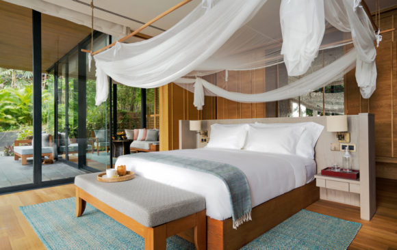 Six Senses Krabey Island *****