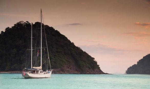 Burma Boating