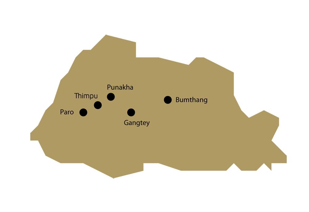 viaje a medida Bhutan