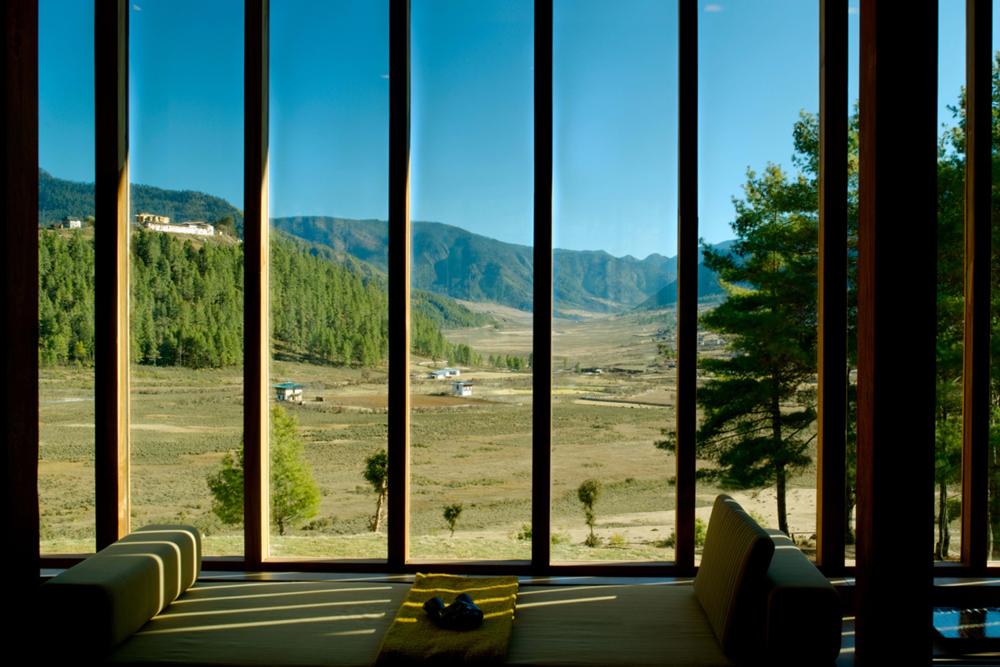 programa 10 noches Bhutan