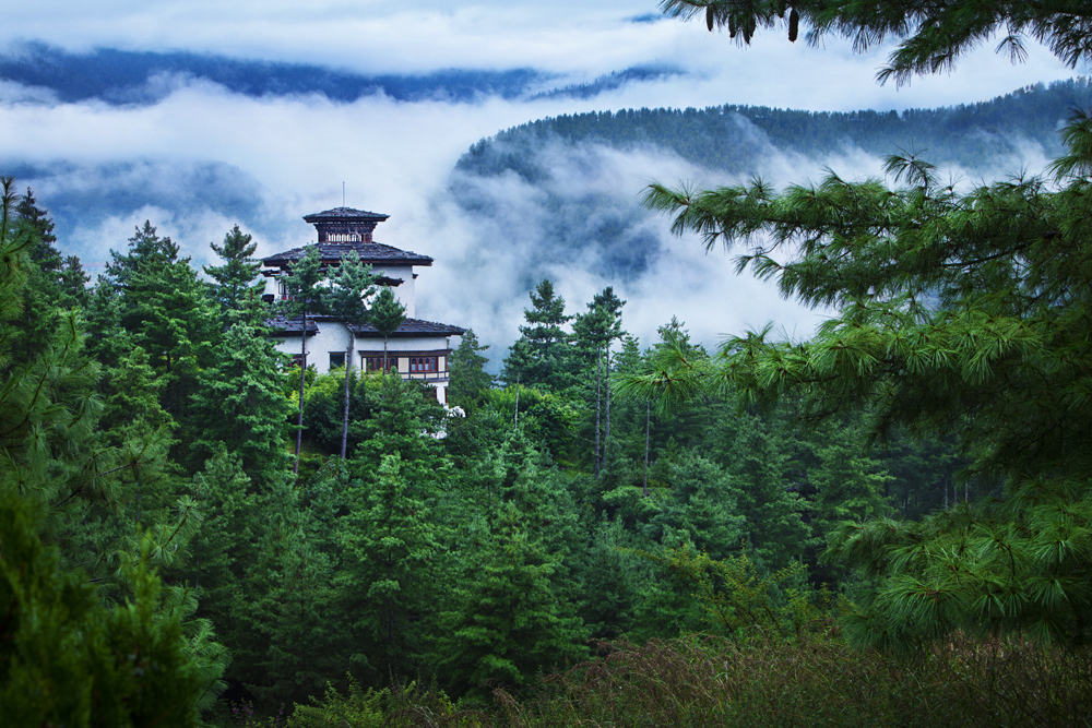 programa 5 noche en Bhutan