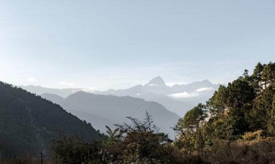 Senderos de Butan