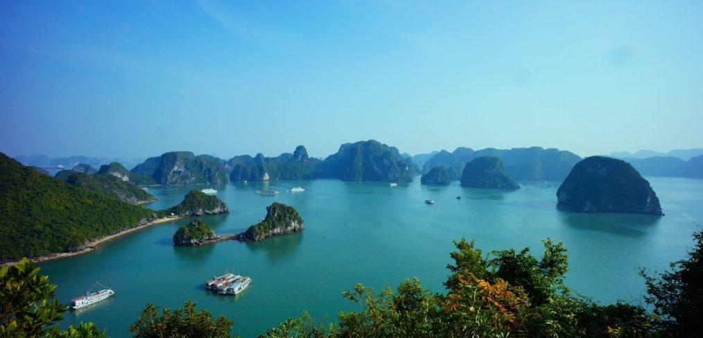 Viajes por Vietnam y Camboya